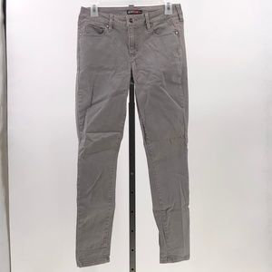 just fab skinny jeans gray sz 28  B50